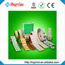 2015 high quality Pressure Sensitive Label