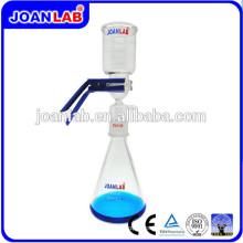 JOAN LAB Boro3.3 Ensemble de microfiltration à vide en verre avec caoutchouc