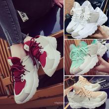 Hot vente de mode homme confortable chaussures de course à pied
