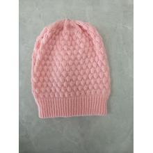 Jacquard Acrylic Knitting Adult Winter Hat