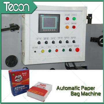 Машина для производства бумажного мешка для химического крафт-бумаги (ZT9804 & HD4913)