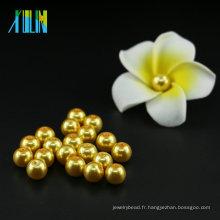 UA56 Topaz 3mm Perles de Verre Perles En Vrac pour les Bijoux Chine Prix de Gros perle Lunettes Lunettes