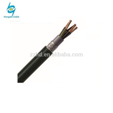 1.5mm2 Kvv22 Pvc Insultado Bainha Fita de Aço blindado electro cabo de controle