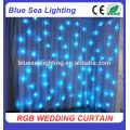 Hochzeitsfeier Licht LED Hochzeit Vorhang LED Vorhang