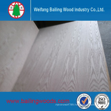 1220X2440X18mm Teak Veneer MDF for Middle East Market