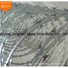 Hot Sale Cbt-65 Concertina Razor Barbed Wire Factory