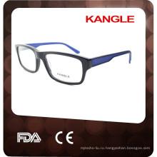 2017 новый дизайн ацетат оптических оправ, приятные унисекс очки