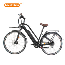 TOP 36v batería recargable bicicleta eléctrica bicicleta a la venta