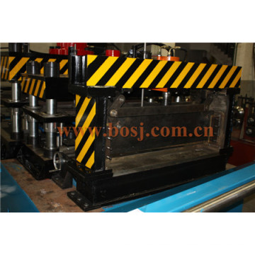 Direct Factory Slotted High Quality Stainless Steel SUS 316 Cable Tray with Flange Roll Forming Making Machine Thailand