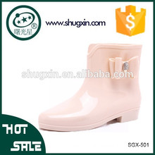 glass high heel large size shoes plastic doll cheap white boots SGX-504