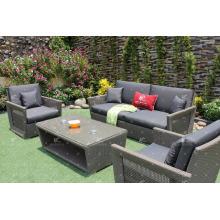 Poly-Rattan-PE-Sofa für Gartenmöbel aus Vietnam