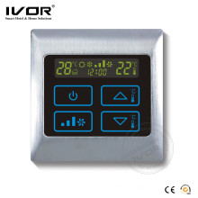 Termostato de sala programável Ivor