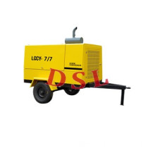 Air compressor-Diesel Driven Portable Screw Air Compressor