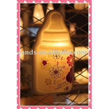 2013 Nouvellement Design Céramique Décoration Craft Night Light Fournisseur