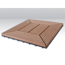 hot sale diy wpc interlock decking