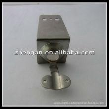 Fabricación de piezas estampadas de acero inoxidable