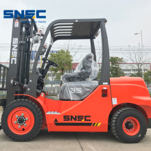 New 3.5 Ton Diesel Powered Forklift Price