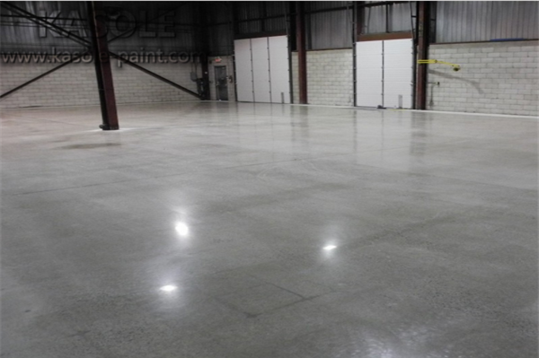 concrete sealer penetrating