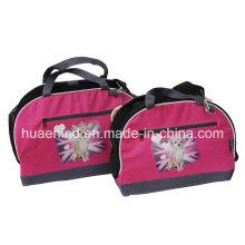 Rosa Haustier-Fördermaschine-Beutel, Haustier-Spielwaren