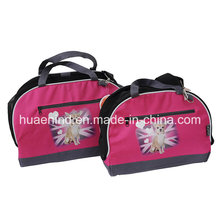 Pink Pet Carrier Bag, Pet Toys