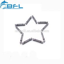 Вставки BFL WNMG 080408 карбида вольфрама поворачивая для Prcoessing стали