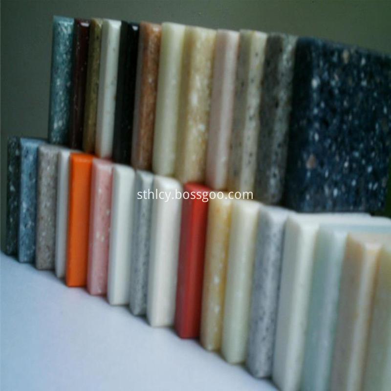 Colorful Artificial Stone