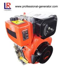 Air-Cooled Manual Start 10HP Diesel Engine