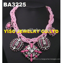 Мода свадебное бриллиантовое ожерелье