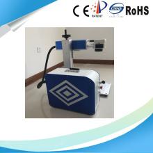Metaal roestvrij staal Fiber lasermarkeermachines