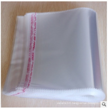 Promotional Plastic Packaging Bag, Custom OPP Adhesive Garment Bag
