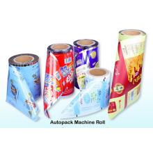 VMCPP für flexible Verpackungsmaterialien