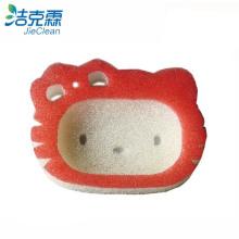 Sponge Soap Box Kitty Shape