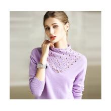 Damen Cashmere Pullover Rundhals 16brdw011