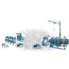 El CE aprobó el soldador hidráulico del extremo para el tubo / el tubo de HDPE