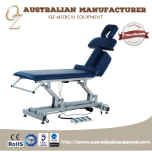 Motorized 3-function medical furniture healthcare hospital cardiac bed