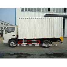 Factory supply Dongfeng 2-3ton van truck for sale,4x2 cargo truck