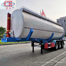 Remolque cisterna de combustible de 3 ejes en venta