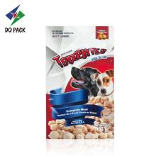 Pet food packaging bag dog foods package