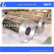 Rollos de papel de aluminio grande