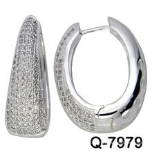 Новый дизайн ювелирные изделия серьги Huggies с завода конкурентоспособная Цена