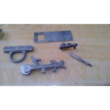 Eletro-plating die cast mould for aluminum alloy parts