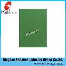 Verre flotté vert foncé de 4mm / verre flotté teinté avec l'OIN