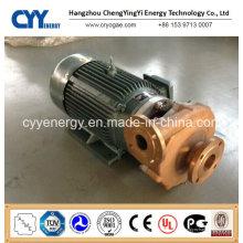 Cyyp20 Hochwertige und niedrige Preis horizontale kryogene Flüssigkeitsübertragung Sauerstoff Stickstoff Kühlmittel Öl Zentrifugal Pumpe