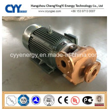 Cyyp20 alta qualidade e baixo preço horizontal líquido criogênico transferência oxigênio nitrogênio óleo de refrigeração bomba centrífuga