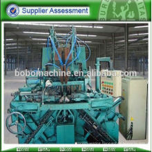 machine for butt welding chain