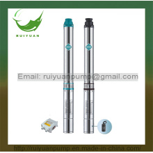 100qjd3-6 370W 0.5HP Copper Wire Deep Well Submersible Borehole Pump