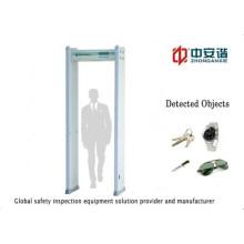 Commercial Full Body Scanner Door Frame Metal Detector for Security Checking
