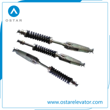 Elevator Parts with Spring Rubber, Rope Attachment (OS49-01)
