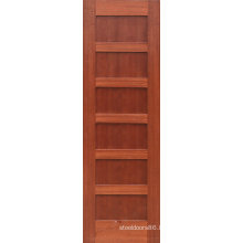 Mahogany 6 Panel Shaker Inner Door (S4-1007)