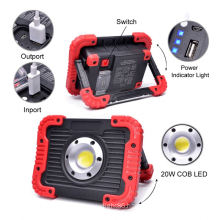 10W COB power bank LED Work Light